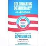 Folks, National Voter Registration Day's today! Use your voice and vote.   #‎CelebrateNVRD‬ ‪#‎PowerofOurVote‬ via Voto Latino....