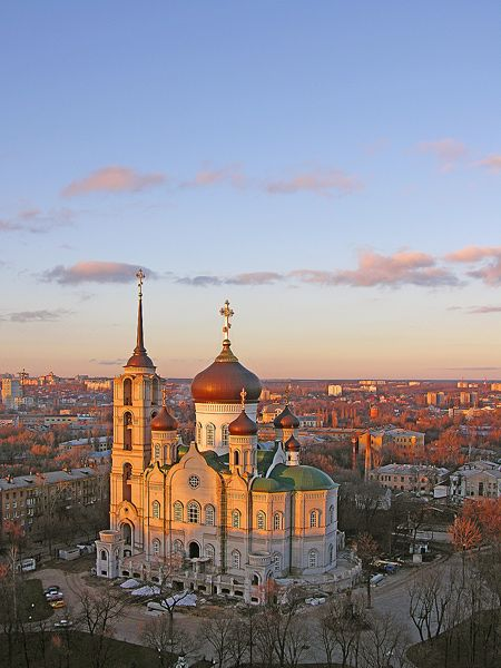 Annunciation Cathedral, Voronezh, Russia