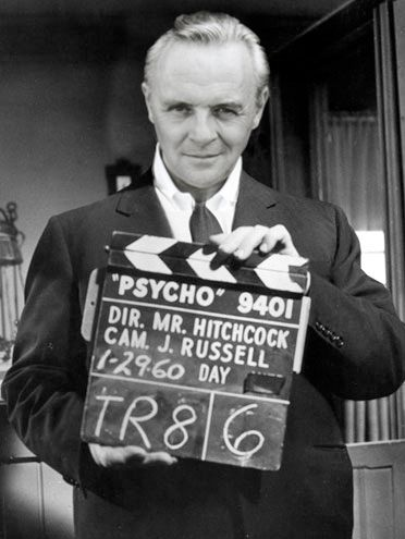 Sir Anthony Hopkins will star as Alfred Hitchcock in the film that will chronicle the making of Psycho. Will he win another Oscar for this role?