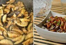 Разбавь свой скучный рацион новым ярким вкусом: курица с баклажанами…