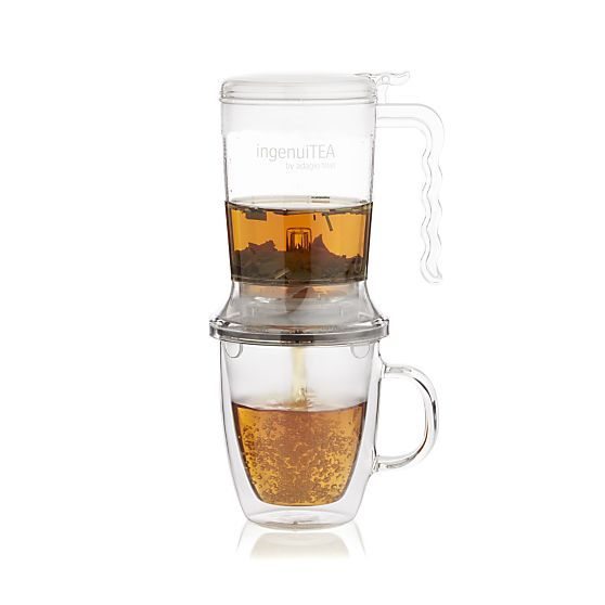 ingenuiTEA Tea Brewer - I have this too!! Although its the T2 one - sooo cool