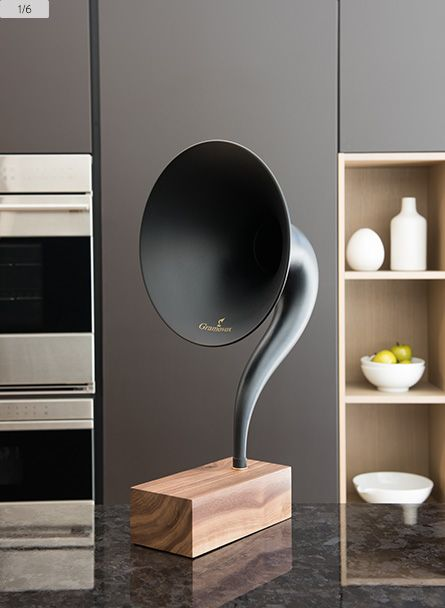 The Bluetooth Gramophone From Gramovox