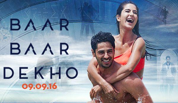 Movie Review :- Baar Baar Dekho