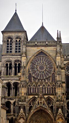 Cathédrale Saint-Étienne de Chalons-En-Champagne, Champagne-Ardenne