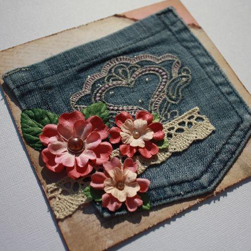 Jeans card IlonaK2