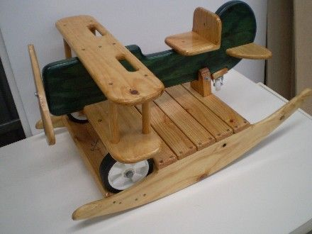Best 25 wooden rocker ideas on pinterest motorcycle for Woodworking plan for motorcycle rocker toy