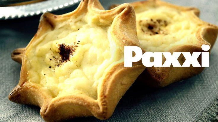 Λυχναράκια: τα γλυκά Κρητικά καλιτσούνια του Πάσχα - Paxxi E72 - YouTube