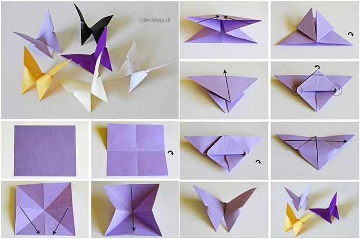 how to diy origami butterfly facebook nature and house