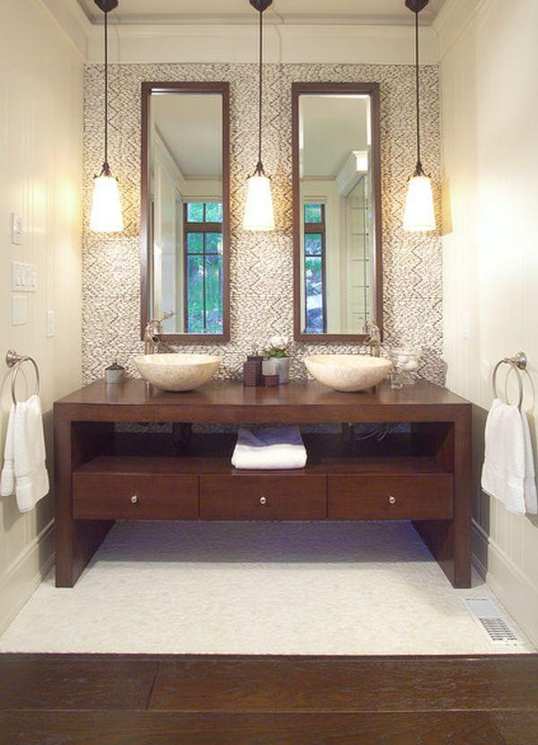 Bathroom Vanity Pendant Lighting 105 best bathroom images on pinterest | bathroom ideas, master