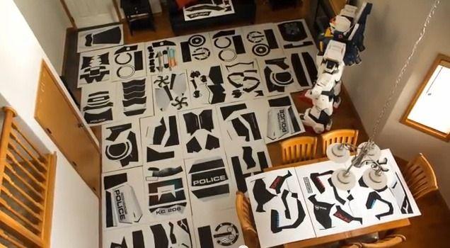 종이람보르기니 - 종이모형 만들기도 예술이네요 :: 글로벌셀러마니팜닷컴의 명품블로그