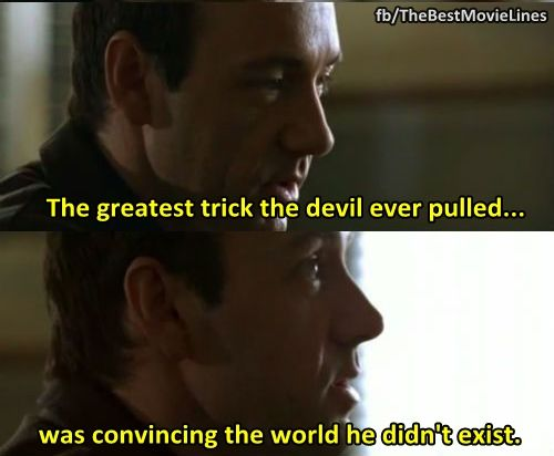 - Kevin Spacey in The Usual Suspects (1995)