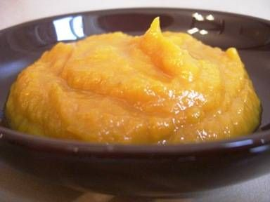 Pumpkin Banana Organic Baby Food