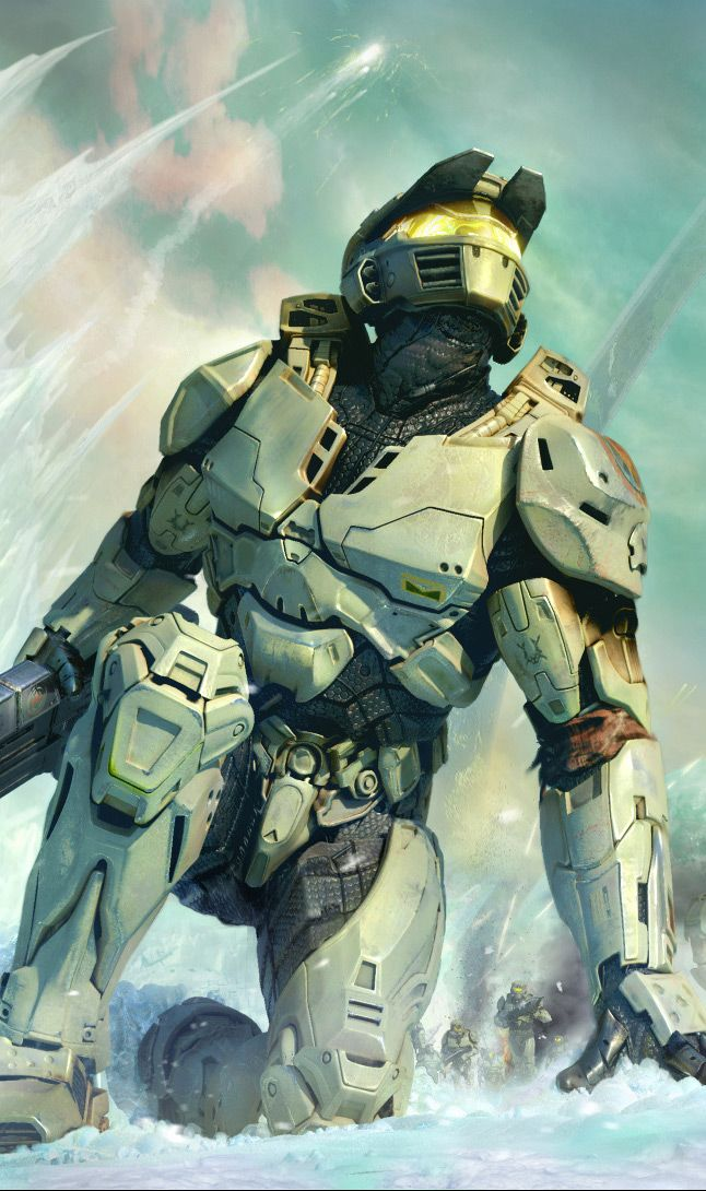 1000 ideas about halo spartan on pinterest halo halo 5 - Master chief in halo reach ...