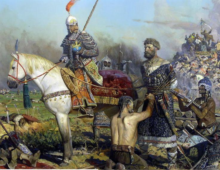 Мысль изреченная есть ложь.. - Умер военный художник Павел Рыженко