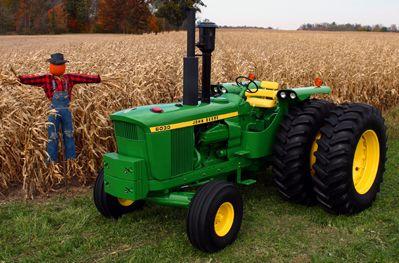 John Deere 6030: The Big Buck of the New Generation. Oct 26, 2012.