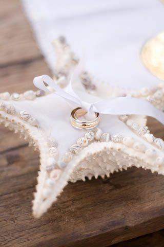 Para um casamento na praia...