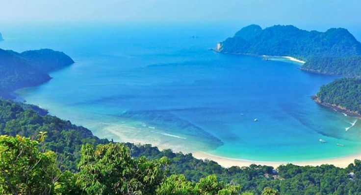 Mergui Archipelago in Myanmar, the next tourist destination