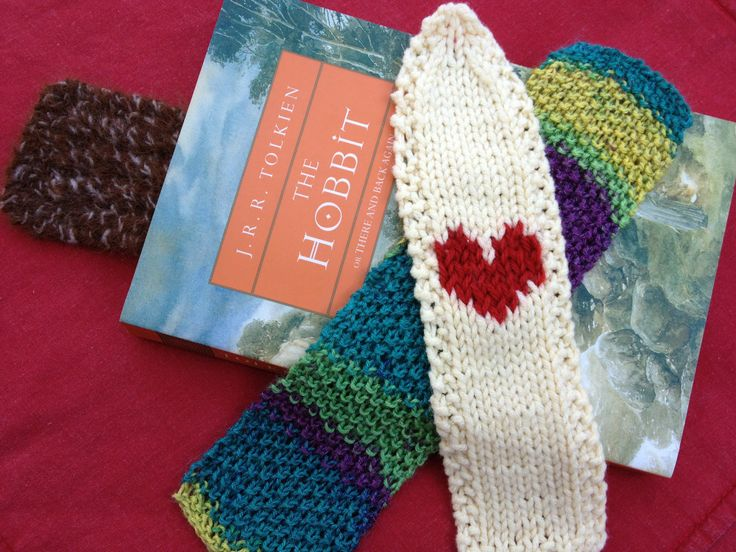 Knitted Cushion Cover Patterns : Knitted bookmark Patterns crafts Pinterest