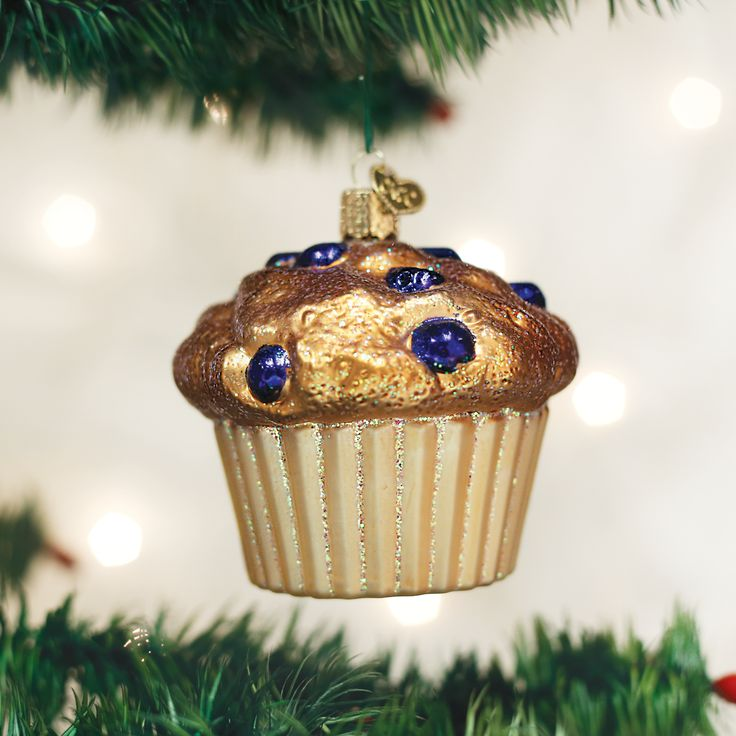 Christmas Tree Muffins: 30 Best 2016 Mid-year Introductions Old World Christmas