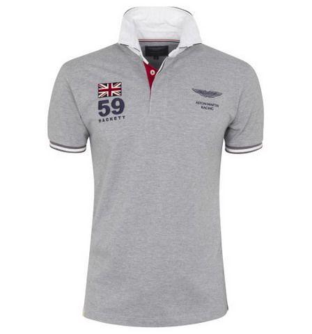 cheap polo ralph lauren Hackett London Aston Martin Racing Striped Rugby Shirt Light Grey http://www.poloshirtoutlet.us/