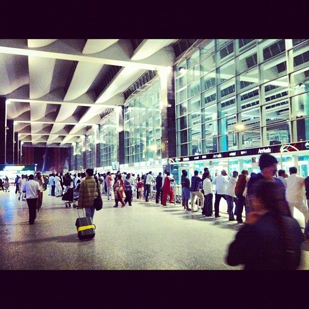 Kempegowda International Airport (BLR)
