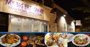 A great Greek Restaurant in Dulwich