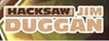 Hacksaw Jim Duggan logo 2 - WWE