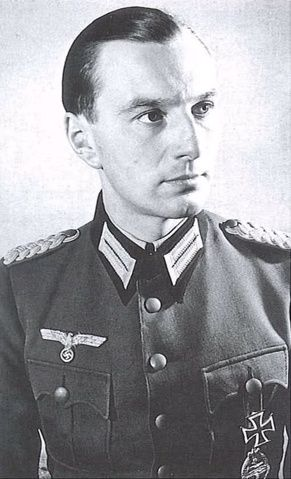 General Bernd Freiherr Freytag von Loringhoven (6 February 1914 – 27 February 2007), was an officer in the German Army during World War II. At the time of his death, he was one of the last three known living witnesses (along with bunker telephone operator Rochus Misch and Hitler Youth courier Armin Lehmann) to the events in the Führerbunker at the end of World War II.