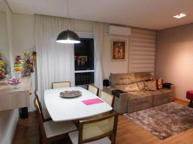Apartamento com 3 Quartos à Venda, 70 m² Vila Castelo Branco, Campinas, SP