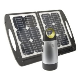 Generate and store 150 watts of portable power.