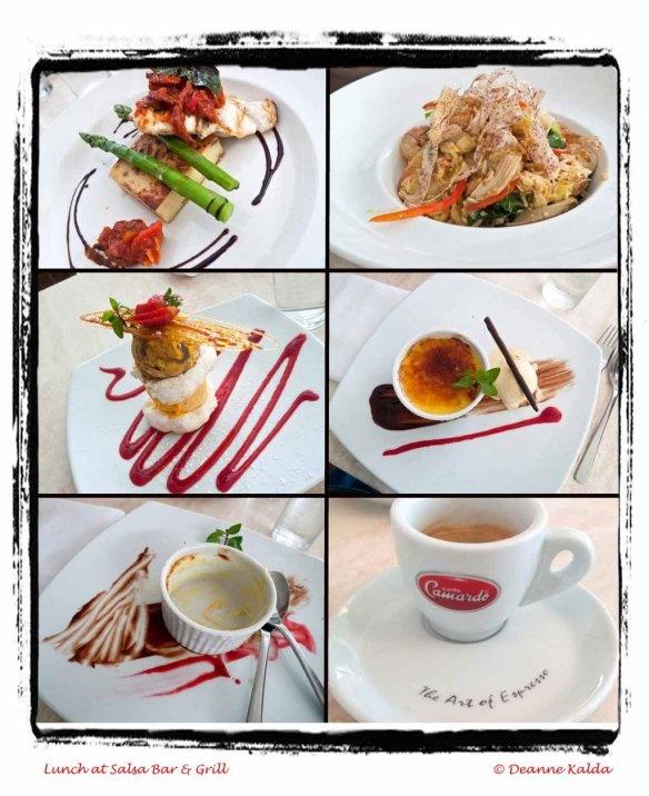 Lunch at Salsa Bar & Grill #portdouglas