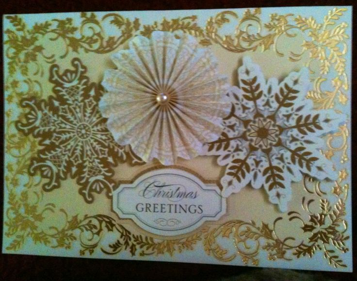 17 best images about anna griffin christmas on pinterest card making