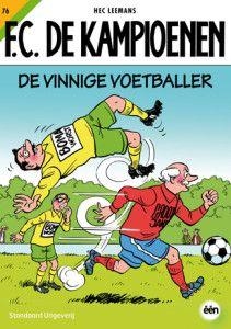 FC De Kampioenen: De Vinnige Voetballer