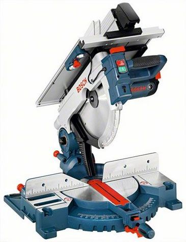A new Bosch miter and table saw combo just debuted in Europe. As goofy as it looks, we think it could be handy.