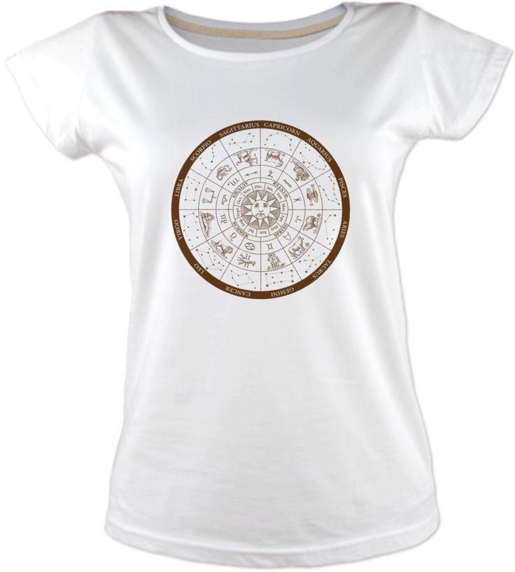 Burç Tişörtü Zodiac Signs