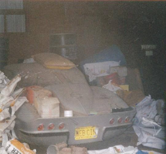 Treasure comes in many shapes and sizes and can be found almost anywhere. 1965 Corvette rusting away in a barn. I rest my case. ti / G.c.FIEND.