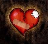Broken heart - Broken hearts Photo (6853604) - Fanpop: Life, Quotes, Heart Tattoo, My Heart, Brokenheart, Heartbroken, Heart Broken, Relationships, Broken Heart