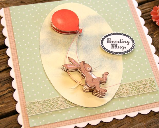 Fancy a Sneak Peek of the Brand New Belle & Boo Papercraft Collection? - Trimcraft