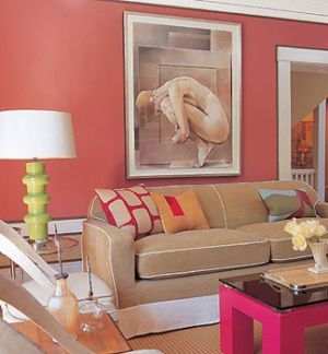 17 Best Ideas About Coral Walls On Pinterest Pink Paint