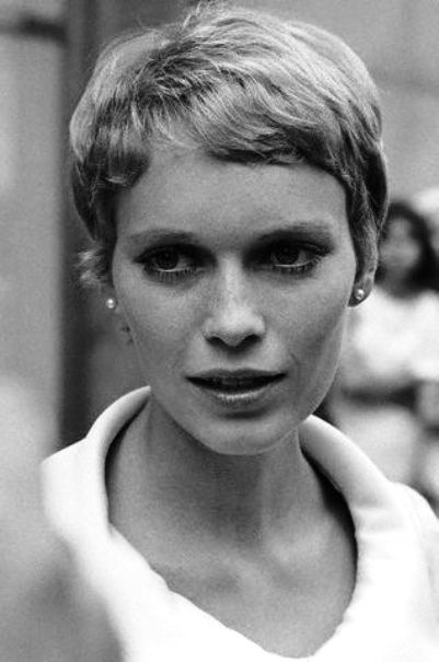 108 Best Images About Muses Mia Farrow On Pinterest