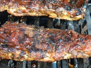 Baby Back Ribs - rub sounds just wonderful