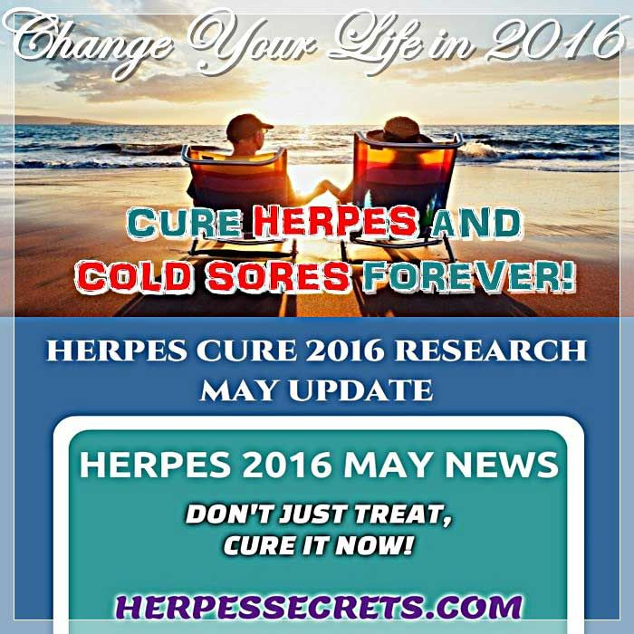 Hsv Cure Update
