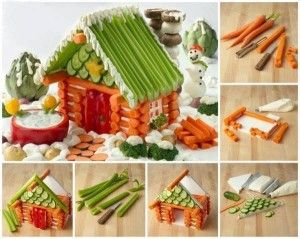 veggie-house-praktic-ideas - Find Fun Art Projects to Do at Home and Arts and Crafts Ideas | Find Fun Art Projects to Do at Home and Arts and Crafts Ideas