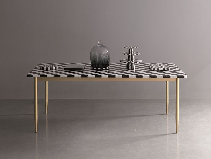Mike Smith Studio Produced The Brass Legs And Framework To Support The  Beautiful Marble Table Top Good Ideas