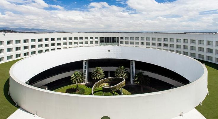 NH Collection Mexico City Airport T2 Mexico City This hotel is ideally located in Terminal 2 International Airport of Mexico City. It offers comfortable non-smoking rooms with all contemporary amenities, enjoyable facilities and a restaurant.