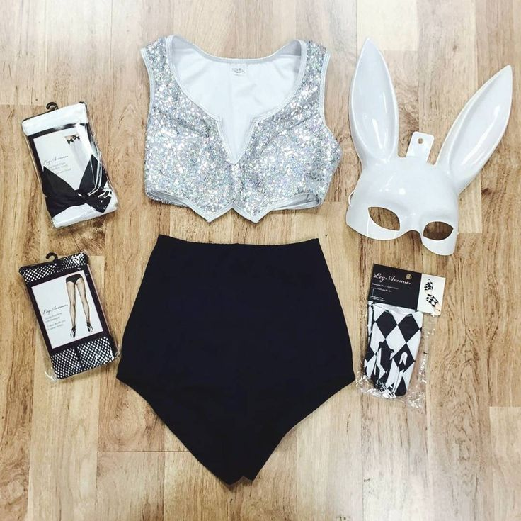 ootd: Follow the white rabbit... This outfit and more for Beyond Wonderland at Puredelish.com