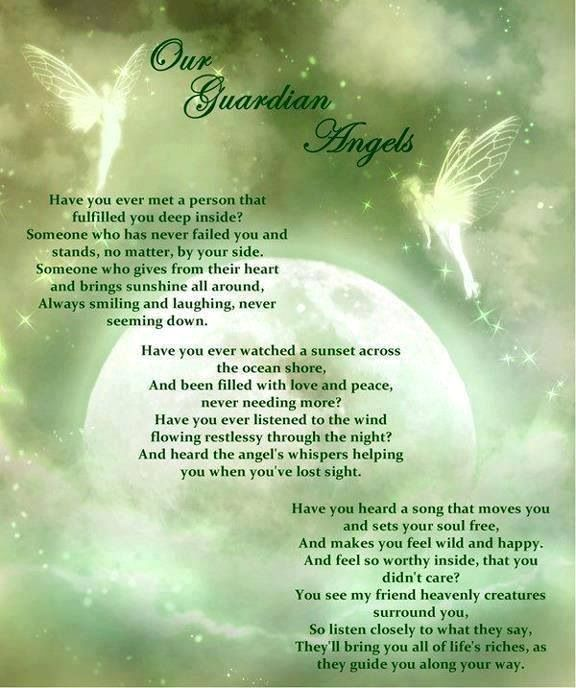 Guardian Angel Prayer