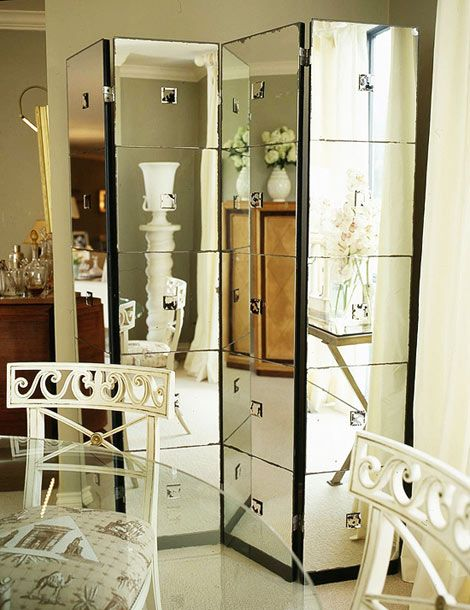 17 Best Images About Mirrored Furniture On Pinterest One