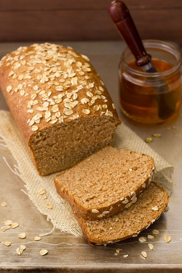 and Honey Whole Wheat Bread - say goodbye to boring whole wheat bread ...