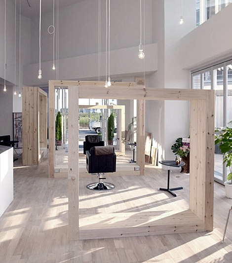17 Images About Project Hairdresser Interior Design On